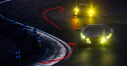 Behind the Shot: Night Racing at Le Mans