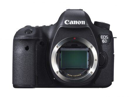 Pre-Order The New Canon EOS 6D!!