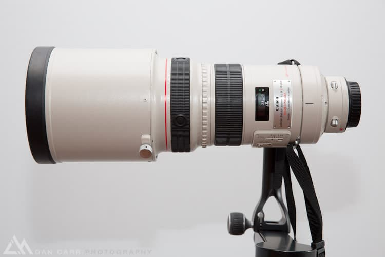 comparing canon 39 s 300mm f2 8 ls mki vs mkii
