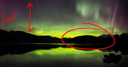 Behind the Shot: Aurora In Whistler