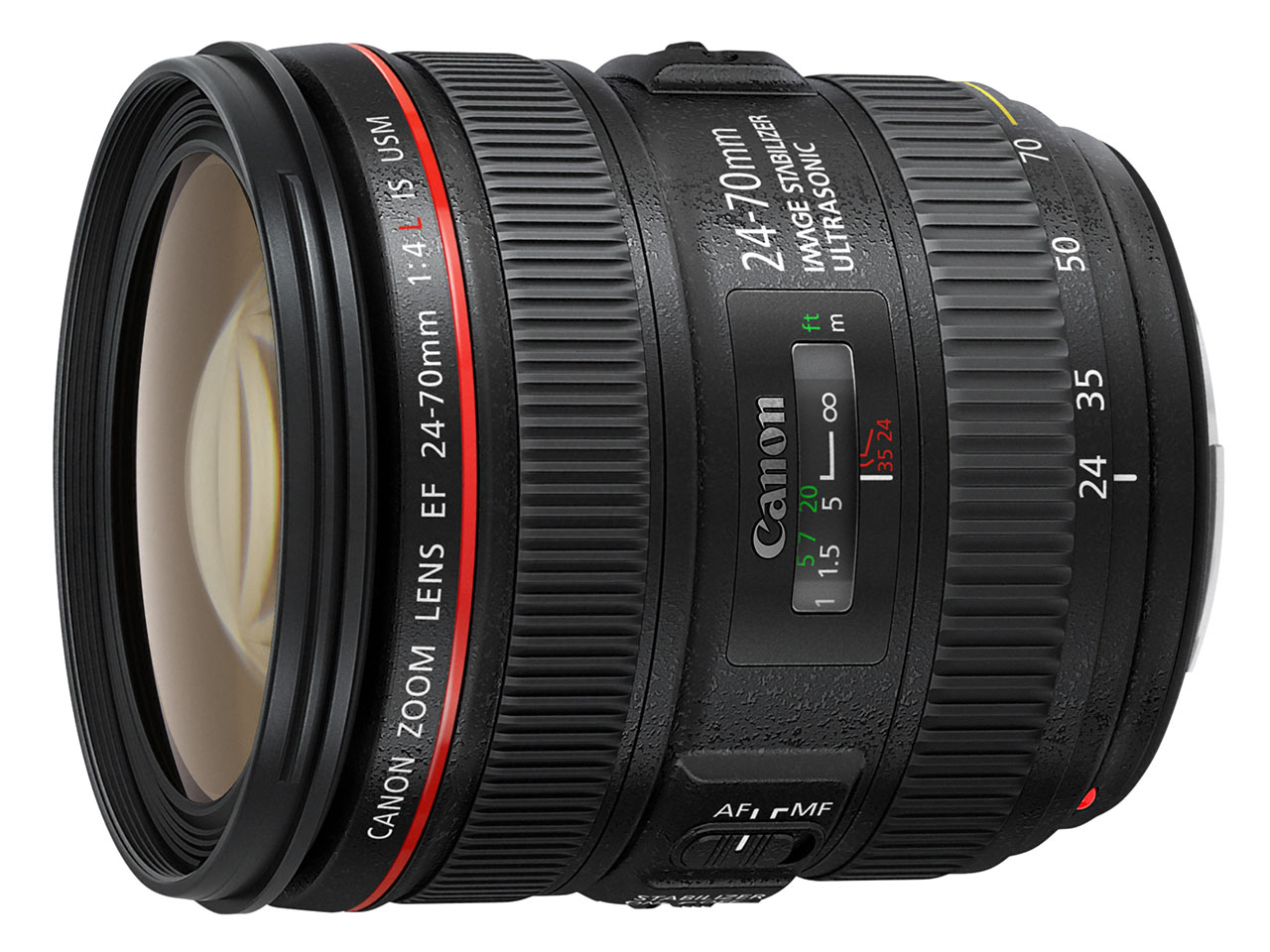 New Canon 24-70 f4 L IS and 35mm f2 IS Official