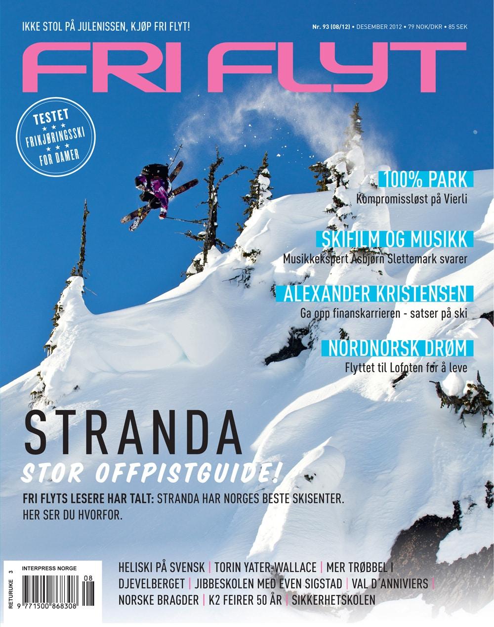 In Print – Fri Flyt In Norway
