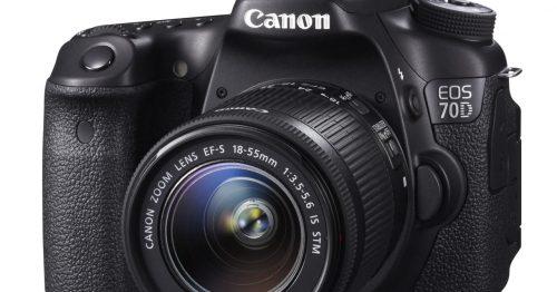 Pre-Order the Canon EOS 70D
