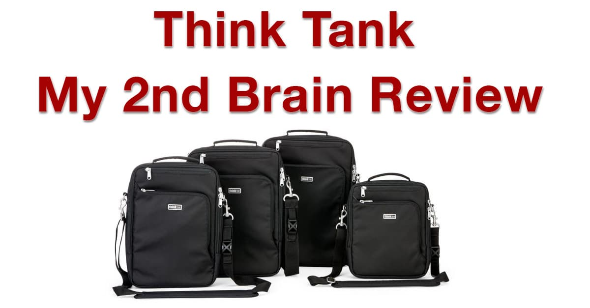 Think Tank My 2nd Brain Review