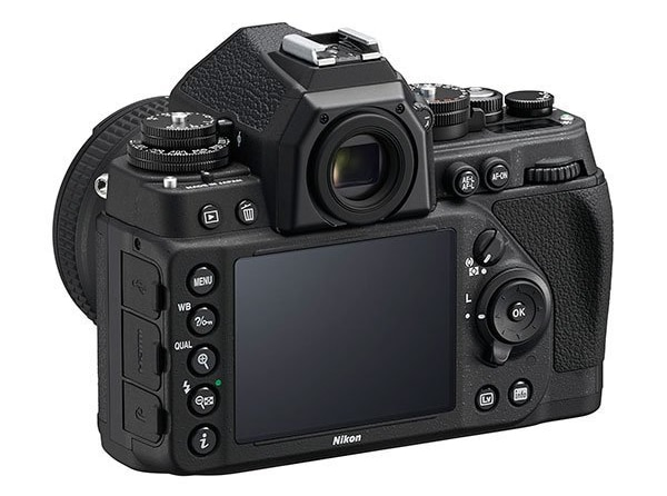 Nikon Df leaked
