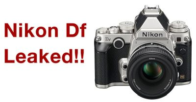 New Nikon Df Leaked!