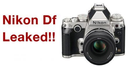 New Nikon Df Leaked!