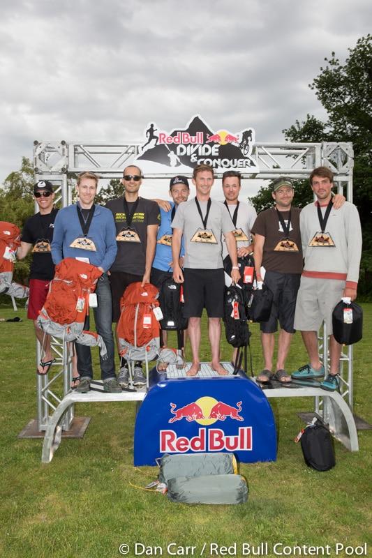 Competitors - Winners