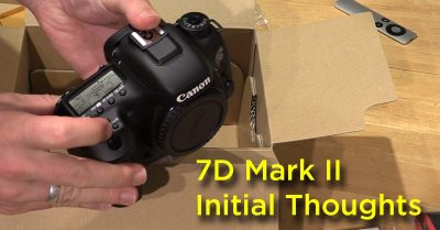 Canon 7D Mark II – Initial Thoughts