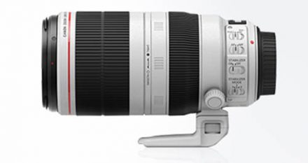[LEAK] Canon's New 100-400 Is Finally Coming