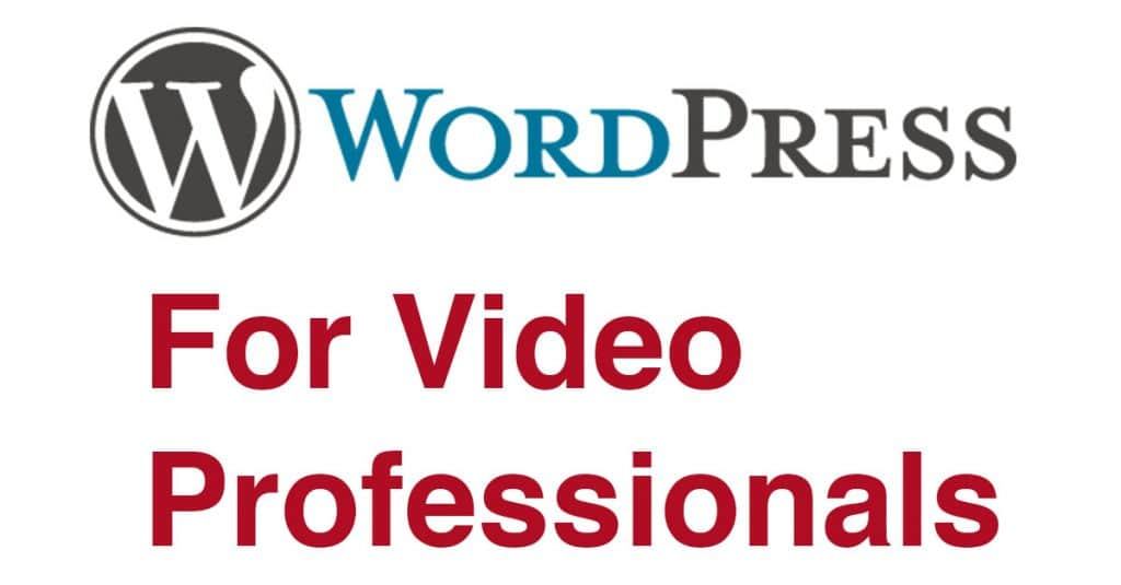 wordpress-video