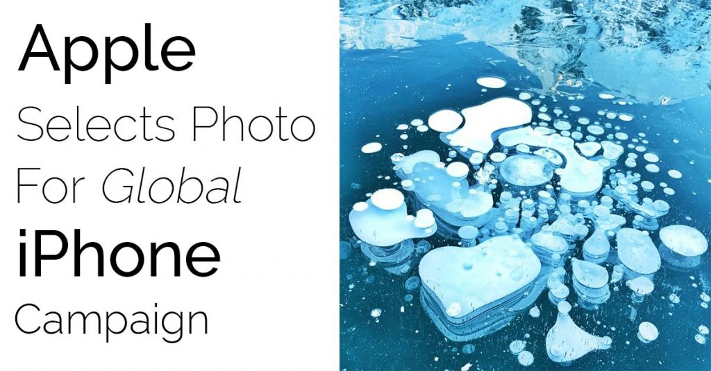 New Image Chosen For Apple's Global iPhone Campaign