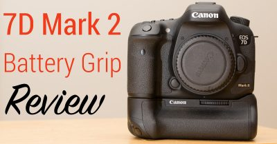 7D Mark 2 Battery Grip – BG-E16 Review