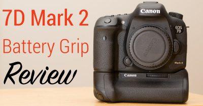 7D Mark 2 Battery Grip – BG-E16 Review