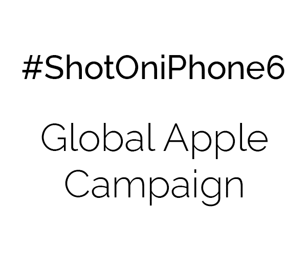 apple iphone 6 ad campaign