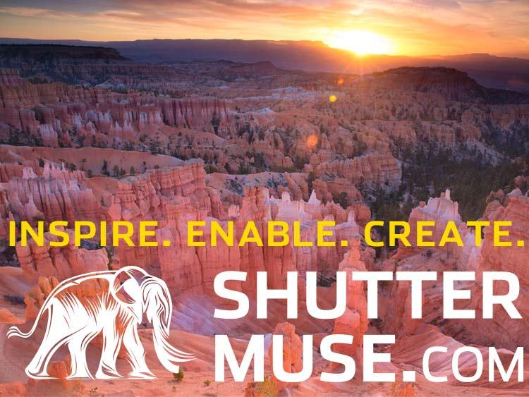 Shutter Muse Photography Website