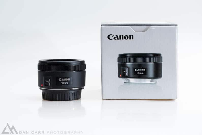 Checking Out The New Canon 50mm f/1.8 STM