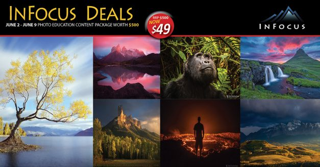 ENDED – Killer Photo Deal For One More Day – 90% Discount!