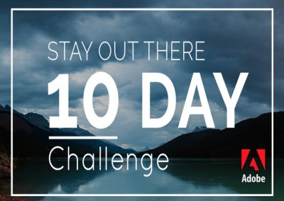 Stay Out There – 10 Day Challenge