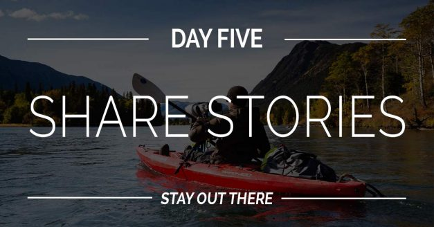 Day #5 | Share Stories
