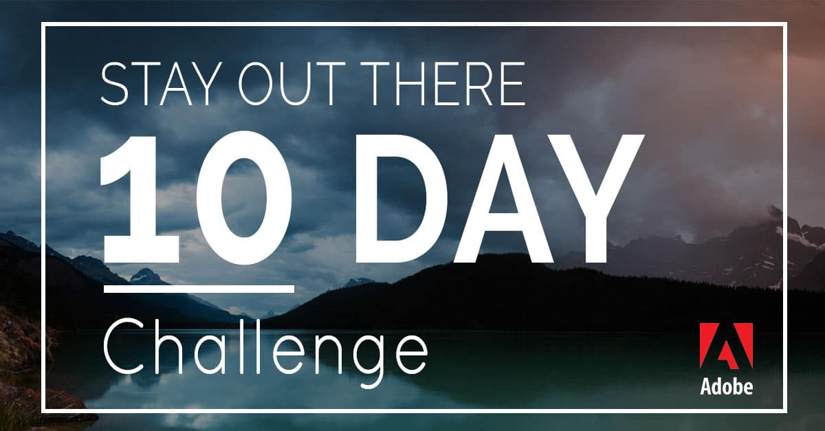 Stay Out There   10-Day Challenge + Giveaway!