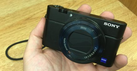 My New Pocket Camera – Sony RX100 IV
