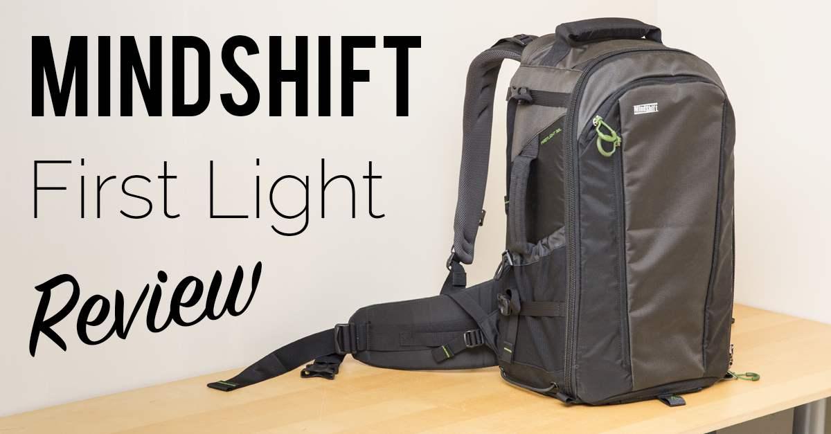 mindshift first light pack