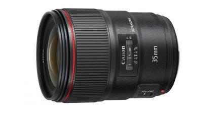 Canon's New 35mm f/1.4 II