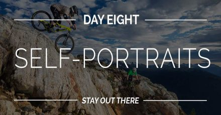 Day #8   Self-Portrait Challenge