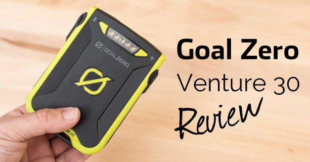 Cool new battery pack from Goal Zero!
