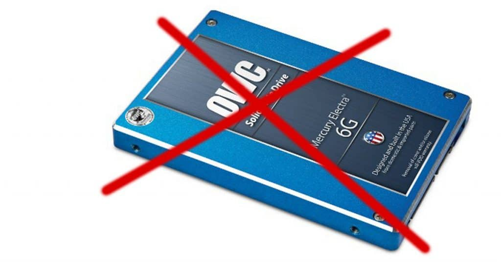 Back up your photos! Another SSD failure