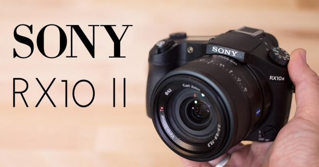 Gear Check: Sony RX10 II in the House!