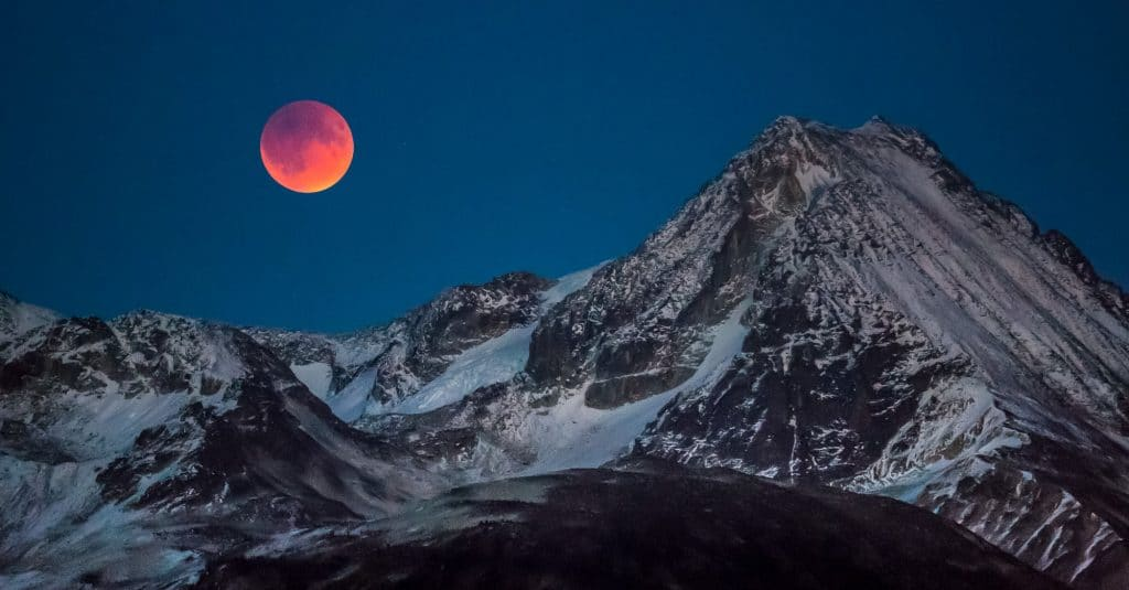 Blood Moon Rising – How I shot the lunar eclipse