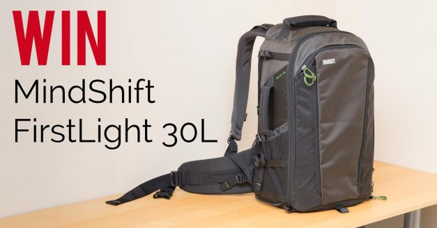 WIN a MindShift FirstLight photo pack!
