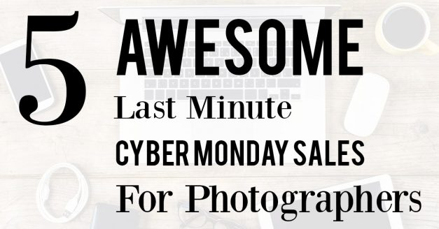 5 Awesome Last Minute Cyber Monday Sales!