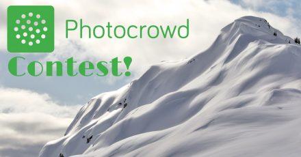 Snow & Ice Photo Contest on Photocrowd