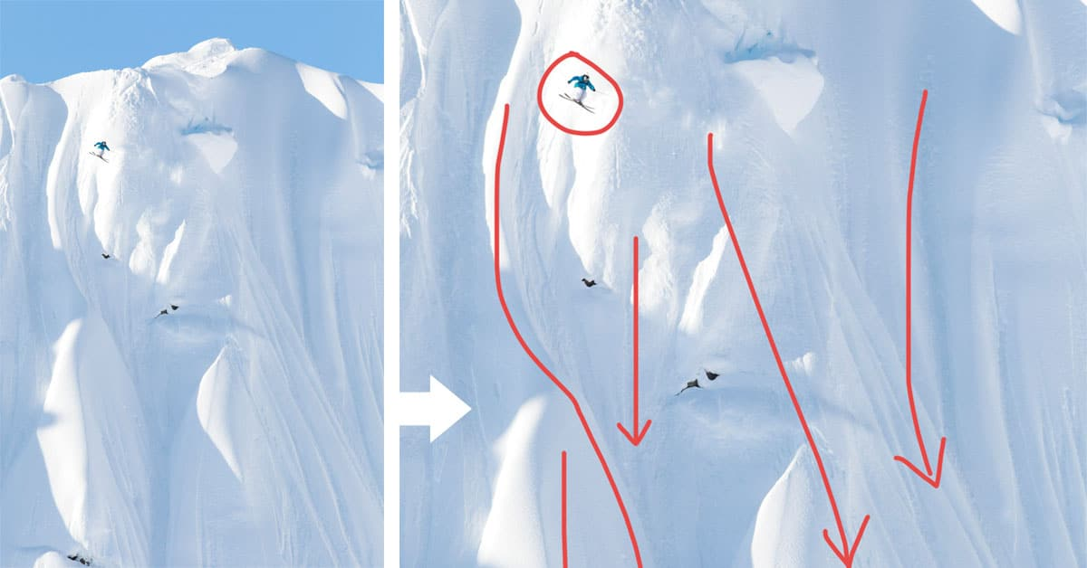 Behind the Shot: First Drop in Alaska