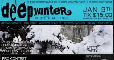 Deep Winter Photo Challenge