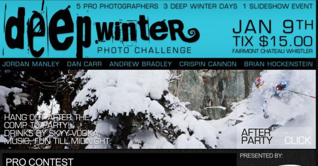 Deep Winter Photo Challenge