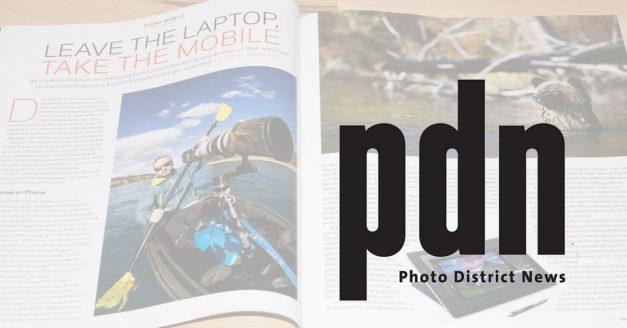 PDN Magazine Feature