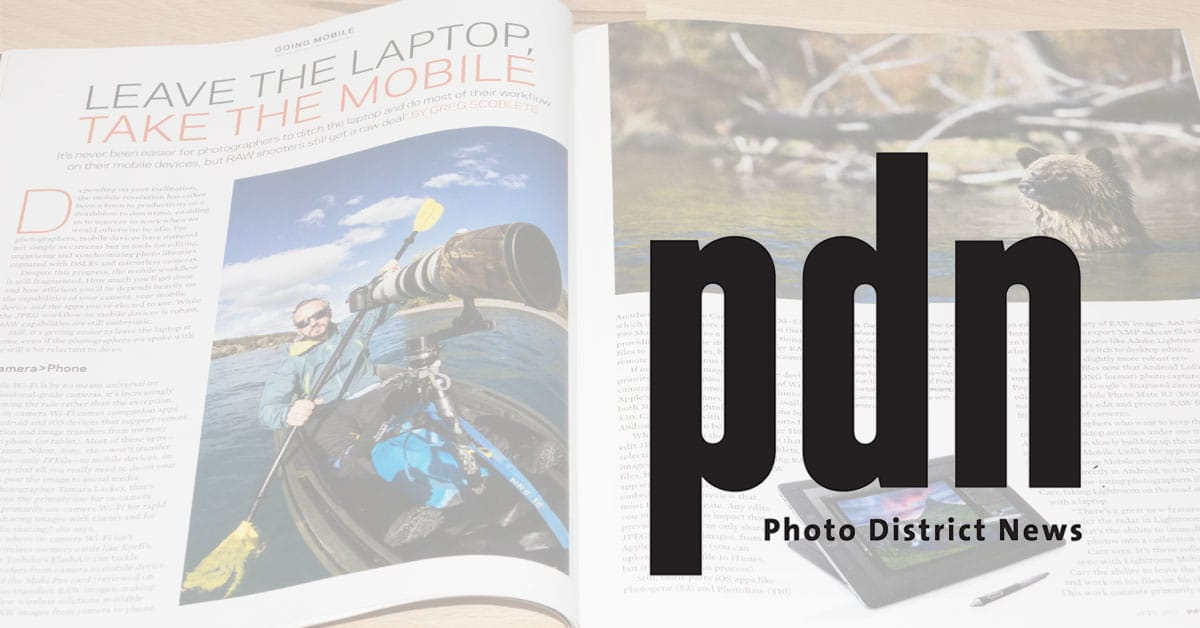 PDN Magazine Feature