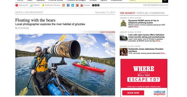 Wildlife Photography Interview
