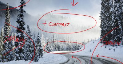 Behind the Shot: Winter Bends
