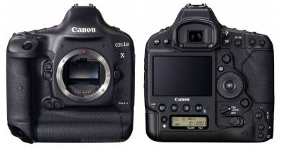 New Canon 1D X Mark II Hands On Videos