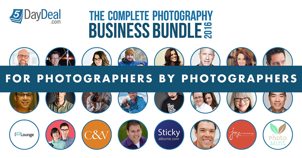 The Biggest Deal in the Photo Industry Is Here (+ My New Book)