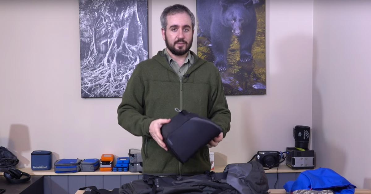 How Do You Protect Cameras Inside a Regular Bag?