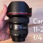 My Canon 11-24mm Is Here! Unboxing + First Look