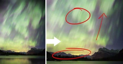 Banff Aurora Borealis