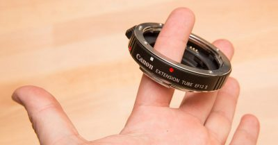 Gear Check: Canon Extension Tubes