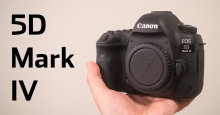 5D Mark IV Is Here! Initial thoughts and Unboxing